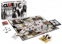 Walking Dead (AMC) desková hra Clue *English Version*