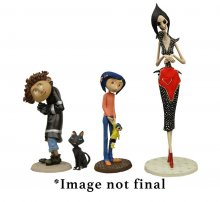 Coraline PVC figurky 4-Pack Best Of 3-14 cm