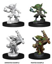 Pathfinder Battles Deep Cuts Unpainted Miniatures Male Goblin Al