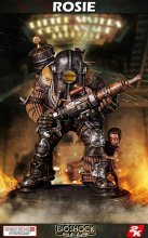 BioShock Infinite Socha 1/4 Big Daddy - Rosie 53 cm