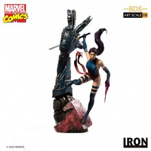 Marvel Comics BDS Art Scale Socha 1/10 Psylocke 28 cm