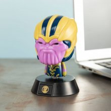Marvel 3D Icon světlo Thanos