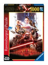 Star Wars skládací puzzle The Rise of Skywalker (1000 pieces)