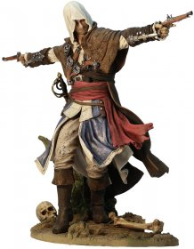 Assassins Creed IV Black Flag PVC Socha Edward Kenway The Assa