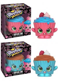 Shopkins Vinyl Collectible Figures Cupcake Chic 9 cm Assortment