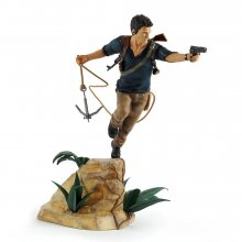 Uncharted 4 A Thief's End PVC Socha Nathan Drake 30 cm