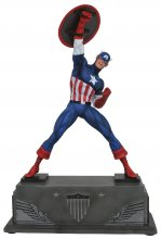Marvel Premier Collection Socha Captain America 30 cm