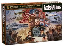 Avalon Hill desková hra Axis & Allies 1942 2nd Edition english