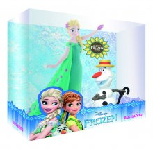 Frozen Fever Gift Box with 2 Figures Elsa & Olaf
