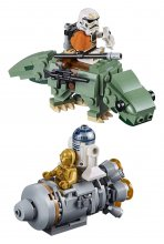 LEGO® Star Wars™ Microfighters Series 6 - Escape Pod vs. Dewback