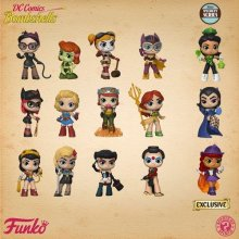 DC Bombshells Mystery mini figurky 5 cm Display Speciality Serie