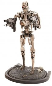 Terminator 2 Socha 1/1 T-800 Endoskeleton Version 2 190 cm
