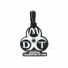 Harry Potter Luggage Tag Department Of Magical Transportation