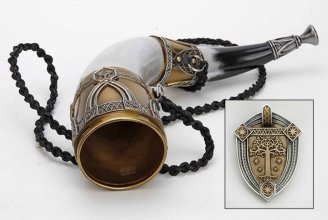 Lord of the Rings Replica 1/1 The Horn of Gondor 46 cm