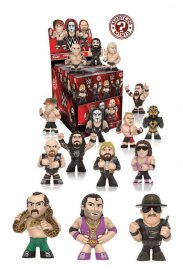 WWE Mystery Minis Vinyl Mini Figures 6 cm Series 2 Limited Mix D