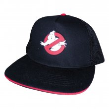 Ghostbusters Curved Bill Cap Logo
