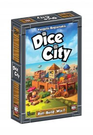 Dice City desková hra *English Version*