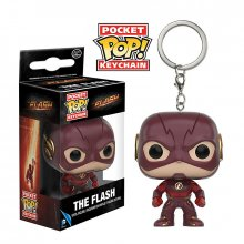 DC Comics POP! přívěsek na klíče The Flash 4 cm