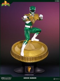 Power Rangers Socha 1/4 Green Ranger Retail Version 58 cm