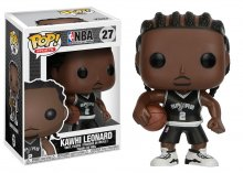 NBA POP! Sports Vinyl Figure Kawhi Leonard (San Antonio Spurs) 9
