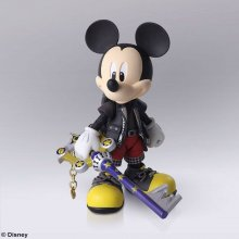 Kingdom Hearts III Bring Arts Akční figurka King Mickey 9 cm
