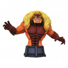 Marvel X-Men Animated Series Bust Sabretooth 15 cm