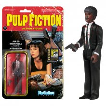 Pulp Fiction ReAction figurka Bloody Jules Winnfield SDCC 10 cm