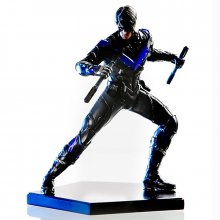 Batman Arkham Knight soška Nightwing 16 cm Iron Studios