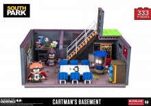 South Park Deluxe Stavebnice Cartman's Basement