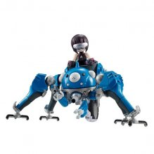 Ghost in the Shell Desktop Army Figures SAC_2045 Tachikoma & Kus