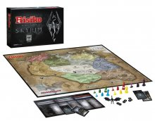 The Elder Scrolls V Skyrim desková hra Risk Dovahkiin Edition *G