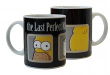 Simpsons Hrnek The Last Perfect Man