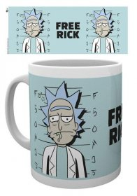 Rick and Morty Hrnek Free Rick