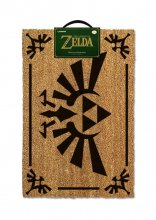 Legend of Zelda rohožka Triforce Black 40 x 60 cm
