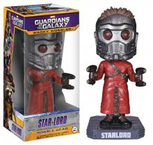 Guardians of the Galaxy Wacky Wobbler Bobble-Head Star-Lord 18 c