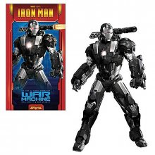 Iron Man 2 plastový model kit War Machine 1:8 23 cm