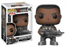 Gears of War POP! Games Vinyl Figure Augustus Cole 9 cm