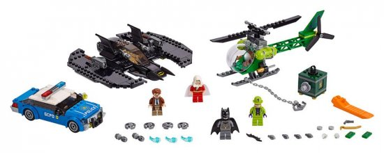 LEGO® DC Universe Super Heroes™ - Batman™ Batwing and The Riddle