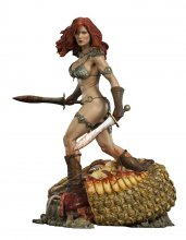 Red Sonja Premium Format Figure Red Sonja She-Devil with a Sword