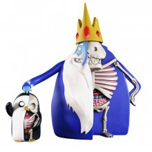 Adventure Time XXRAY PLUS Figures 2-Pack Ice King & Gunter 11-21