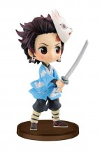Demon Slayer Kimetsu no Yaiba Q Posket Petit mini figurka Tanjir