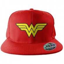 Snapback kšiltovka Wonder Woman Wings