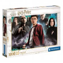 Harry Potter skládací puzzle Harry vs. the Dark Arts (1000 piece