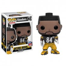 NFL POP! Football figurka Antonio Brown (Steelers) 9 cm