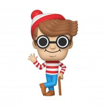 Where's Waldo? POP! Books Vinylová Figurka Waldo 9 cm