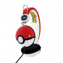 Pokemon Teen sluchátka Pokeball