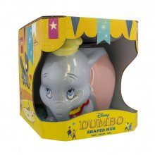 Disney Hrnek Shaped Dumbo 13 cm