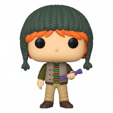 Harry Potter POP! Vinylová Figurka Holiday Ron Weasley 9 cm