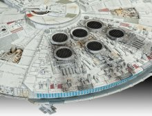 Star Wars Level 5 Model Kit 1/144 Millennium Falcon Limited Edit