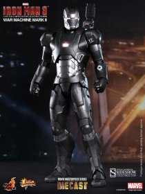 Iron Man 3 MMS sběratelská figurka War Machine Mark II 30 cm 1/6